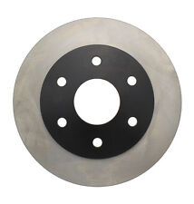 Centric Parts 120.66040 Front Premium Brake Rotor