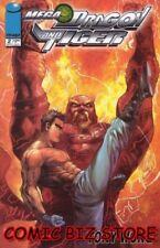 MEGA DRAGON AND TIGER #2 (1999) 1ST PRINTING BAGGED & BOARDED IMAGE COMICS