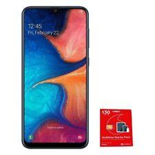 Samsung Galaxy A20 2019 (Locked to Vodafone, 32GB/3GB) - Black [AU STOCK]