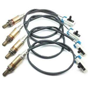 4 PCS Oxygen Sensors For Cadillac Escalade/Chevrolet Silverado 1500/GMC Yukon
