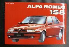 ALFA ROMEO 155 : HISTORIQUE ET ANALYSE TECHNIQUE / LA COLLECTION BRUNO ALFIERI