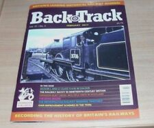 Back Track Rail Transportation Magazines