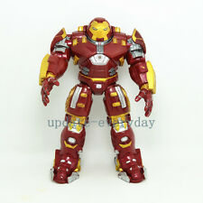 "Marvel New Iron Man HULK BUSTER 7"" Action Figure Toy Avengers Age of Ultron LED"