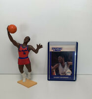 1988 Danny Manning LA Clippers Starting Lineup Loose Figure