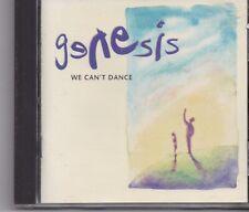 Genesis-We Cant Dance cd album