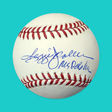Items autografiados de la MLB
