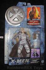 X-MEN The Movie TYLER MANE as SABRETOOTH Arctic Attack ToyBiz 2000 Marvel Fig #2