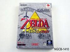 Zelda Collection Club Nintendo Japanese Import Gamecube GC Japan JP US Seller B