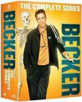 Becker ~ The Complete Series Season 1-6 1 2 3 4 5 6 17-Disc Dvd Set