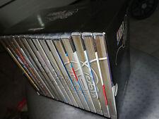 OPERA COMPLETA BOX COFANETTO 15 DVD NBA LEGENDS GAZZETTA DELLO SPORT ITA ENG
