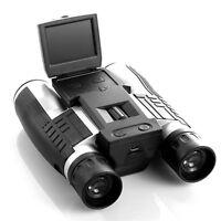 """2"""" LCD Écran 12x32 Zoom Digital Jumelles Caméra vidéo 5MP 1080p HD"""