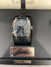 Panerai Radiomir 1940 Chrono GMT Watch in White Gold  — Firenze Limited Edition