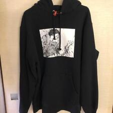 supreme akira 17aw Parka Foodie size L Black rare from JAPAN Free shipping
