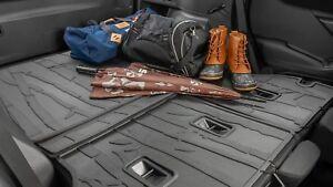2019 20 Subaru Forester Rear Seatback Protector Black NEW J501SSJ310 Genuine OEM