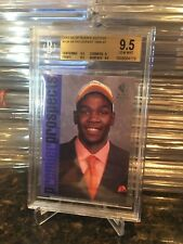 2007 KEVIN DURANT SP ROOKIE EDITION 96/97 BGS 9.5 LOW POP