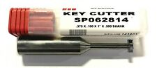 Internal Tool Solid Carbide Keyseat Cutter 375 X 100 X 1 X 500 Shank Usa