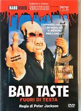 Fuori Di Testa Bad Taste  Dvd Peter Jackson