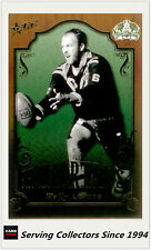 2008 Centenary NRL Master Factory Set Oversize Card Immortals IM4 Wally Lewis