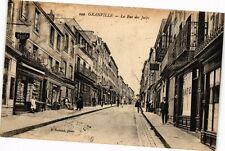 CPA  Granville - La Rue des Juifs     (209163)
