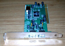 Entrega PCI to USB 2.0 Interface/Controller Card - PCI-2U