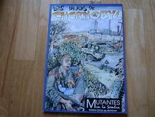 Mutantes en la Sombra - Los hijos de Chernobyl - juego rol - Ludotecnia