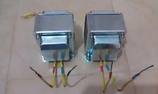 The big SE output transformers for 300B,2A3,6B4G,GU50.....