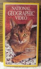 National Geographic Video, CATS: CARESSING THE TIGER - VHS