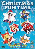 Christmas Fun Time [DVD], Good, DVD, FREE & FAST Delivery