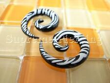 Piercing-Spiralen-Piercingschmuck aus Acryl fürs Ohr