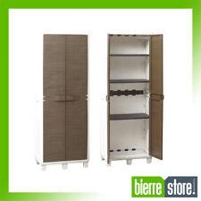 Closet Resin WOODY'S Inner Shelves High