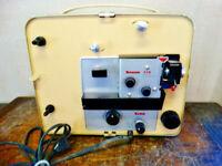 Vintage Kodak Brownie 310 8mm Movie Projector Model A4