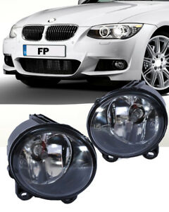 09-11 BMW E92 328i 335i COUPE 2 DOORS MTECH M SPORT REPLACEMENT FOG LIGHTS PAIR