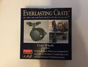 Everlasting Crate by ProSelect-Crate Wheels-for use w/ProSelect Fold Down Crates