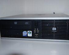 Komplettsystem: HP Compaq dc7800 SFF, C2D, WIN Vista + Monitor HP L1945wv