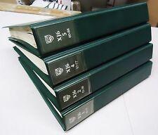 JAGUAR XJ6 2.9 - 3.6 SERVICE MANUAL SET VOLUMES 1,2,4 & 5 - MISSING VOLUME 3