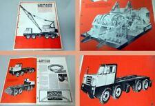 Lorain MC-330 Moto-Crane Prospekt ca 1965
