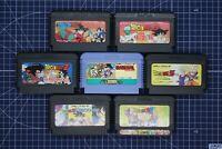 Dragon Ball 1 2 3 Z1 Z2 Z3 Gaiden NES Famicom Nintendo FC japan