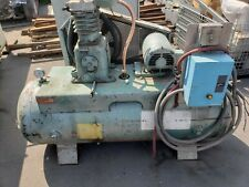 Curtis Toledo Model D96 5hp 2 Stage Air Compressor 80 Gallon 230460v 3ph