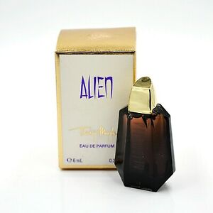 Thierry Mugler Alien Eau De Parfum Boxed Splash Deluxe Boxed Mini  6ml-0.2 Fl.oz