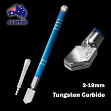 Glass Bottle Cutter Knife Tungsten Carbide 2-19mm Cutting Wheel Score Snap Tool