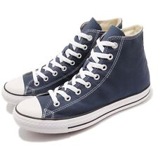 e7147bede06a Mens Ladies Converse All Star Navy Hi Top Chuck Taylor Unisex Canvas BOOTS  M9622 Aus 10