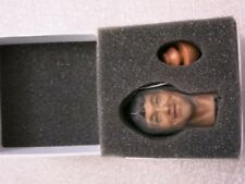 Hot 1/6 Cian Bruce Lee Kung Fu Toys Head sculpt for Action Figure w/ Neck peg 14