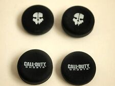 Call of Duty Ghosts Thumb Grips x 4 Xbox Playstation PS3 PS4 COD New & Sealed