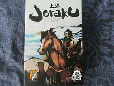 joraku / jeu de société samourai / japon / vf