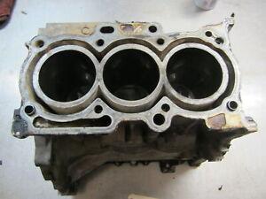 #BLE04 BARE ENGINE BLOCK 2010 SMART FORTWO 1.0