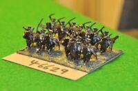 15mm 19th century / russian - crimean war dragoons 12 figs - cav (46629)