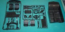'69 Foose Camaro Z28 Revell 1/12 Interior Bucket & Parts Etc.