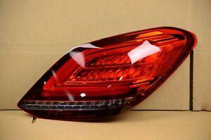 2019-2021 Mercedes Benz C Class Sedan Right RH LED Tail Light Lamp OEM