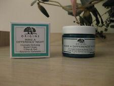 Origins Make a Difference NIght Hydrating Repair Cream 1.7 oz 50 ml New in Box