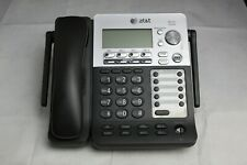Lot Of 4 AT&T SynJ SB67138 4 Line Business Office DeskSet Phones With Handsets